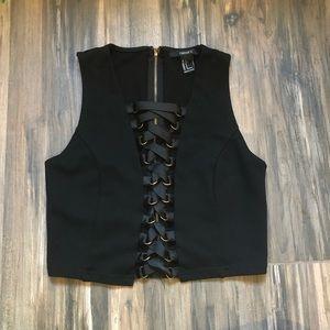 Forever 21 | Cropped Vest